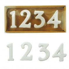 Caixa com números Glaucia Nazareth