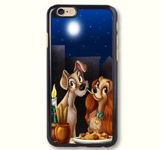 Lady and the Tramp Protective Phone Case For iPhone case & Samsung case, 50164
