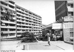 Cottbus Sachsendorf Wohnhaus June 1990