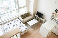Seoul apartment/officatel, South Korea