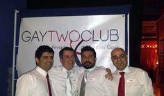 GayTwoClub, un estilo diferente de socializar en una Red de Parejas Gays