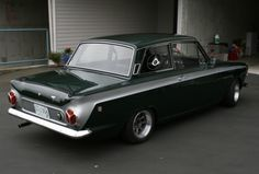 '66 Ford Cortina GT