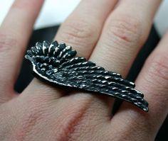 2 finger ring