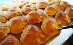 やわらかいクリームパンが有名な『神楽坂 亀井堂』