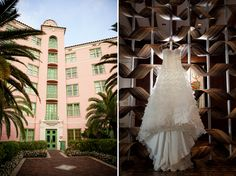 Vinoy Renaissance St. Petersburg Resort & Golf Club, St. Petersburg, FL. Photo: VINOY RESORT PHOTOS | Vinoy Tea Garden & Sunset Ballroom Wedding | Jordan & Andy | Blue Lane ...