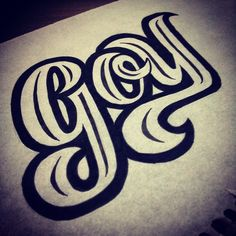 Goy #handlettering #typedaily #customletters #lettering #letteringpractice