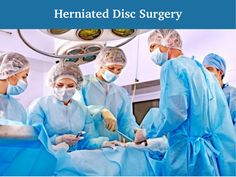 Need To Know About Herniated disc surgery. #backpain #spine