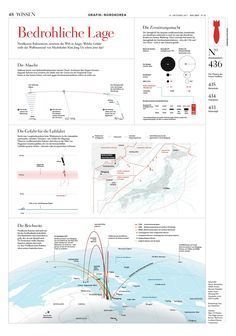 Die Zeit Part of the SCMP infographic about North Korea [Getting to grips with North Korea in 15 graphics ] published on Die Zeit