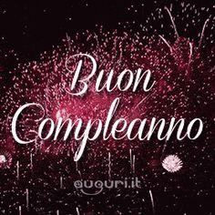 Happy Birthday Italian, Happy Birthday Greetings Friends, Emoticon, Birthdays, Video, Hair Style, Google, Anniversary Message, Birthday Greetings