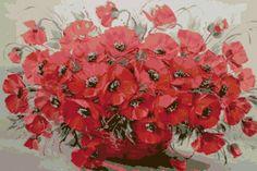 маки Poppies, Garden, Flowers, Painting, Art, Bricolage, Art Background, Garten, Lawn And Garden