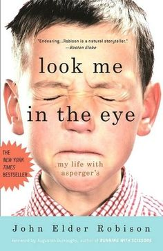 A boy's face fills this book cover, but what really catches your attention is his expression and it makes you wonder why...