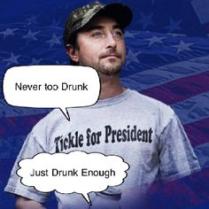 Meme I Made : quote from Tickle - #2013 #Moonshiners