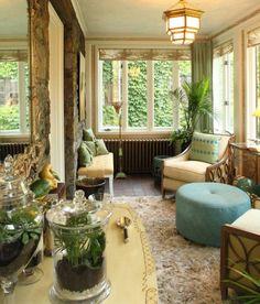 Home Design and Decor , Sunroom Interior Designs