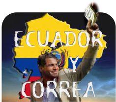 El nefasto resultado de una nación con un presidente es visto en la nota denominada: Ecuador y Correa
