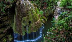 Cascada Bigall, Rumania.