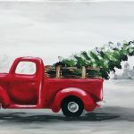 Paintings – 2 Hour on Creatively Uncorked Diy Christmas Lights, Christmas Diy, Farmhouse Paintings, Art Projects, Projects To Try, Painting Parties, Desktop Photos, Sip N Paint, Watercolor Ideas