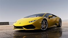 "Lamborghini Huracan ""hurricane"" aka the hero car for Forza Horizon 2. Only for XBOX One & Xbox 360, but the one version is 10xs better."