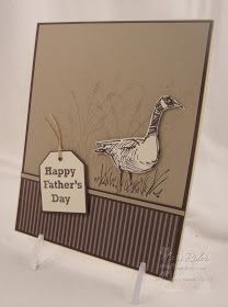 SU Wetlands Father's Day card