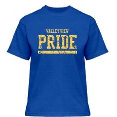 9d74906a Valley View Senior High School - Jonesboro, AR | Women's T-Shirts Start at