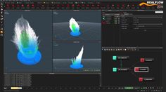 RealFlow 2015 New Features and ImprovementsComputer Graphics & Digital Art Community for Artist: Job, Tutorial, Art, Concept Art, Portfolio