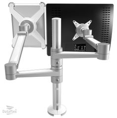 Dataflex 58.030 ViewLite iPad Holder - Product Page: http://www.genesys-uk.com/Ergonomic-Products/Monitor-Arms/Dataflex-58.030-ViewLite-IPad-Holder.Html Genesys Office Furniture - Home Page: http://www.genesys-uk.com The Dataflex 58.030 ViewLite iPad Holder for the ViewLite monitor arm series, snugly and securely holds the iPad in place.