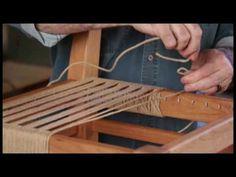 """Rituales Contemporáneos - Proyecto Silla Tejida """"El Capitán"""" - YouTube"""