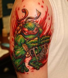30 Geek Tattoo Designs You Won't Believe - Smashcave