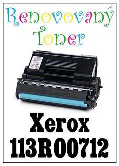Renovovaný toner Xerox 113R00712 za bezva cenu 2504 Kč