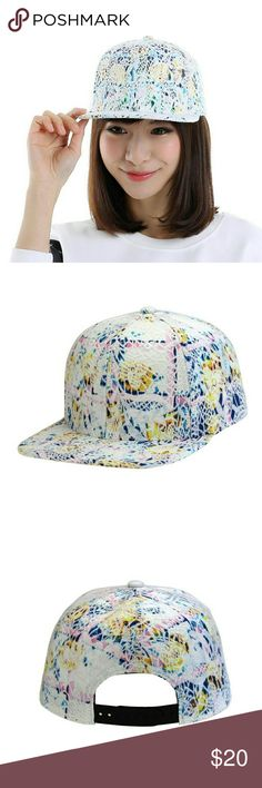 Snapback 100% brand new and high quality  Material: Cotton  Size: Adjustable  Color: Please refers to the color pictures  Quantity: 1 Pc Accessories Hats