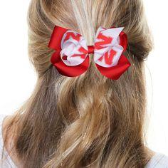 Nebraska Cornhuskers Women's Double Bow - $8.99