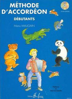 Manu Maugain   フランス人アコーディオン奏者
