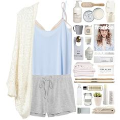 And all the things you do, created by annamari-a on Polyvore Lingerie, Sleepwear & Loungewear - http://amzn.to/2ij6tqw