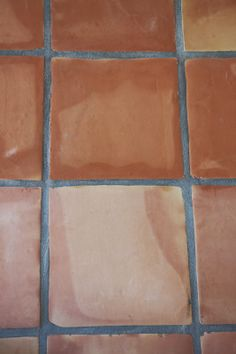 saltillo tile seal before and after, sealing saltillo tile, saltillo tile