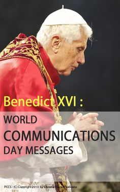 Get a FREE eBook from Pope Benedict!