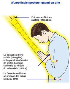 Stage 2 of prayer posture 7 Chakras Meditation, Kundalini Yoga, Pranayama, Yoga Mantras, Yoga Training, Les Chakras, Mudras, Spiritual Practices, Chakra Healing