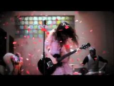 "Le Butcherettes - ""Henry Don't Got Love"" - 'Your eyes are steep/ My love is cold.'"