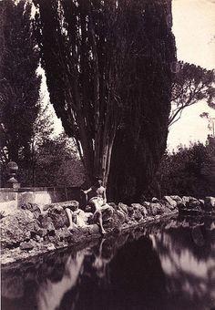 Frascati, villa Falconieri 1890's Italian Villa, Southern Italy, Wikimedia Commons, Alps, Monochrome, History, City, Outdoor, Outdoors