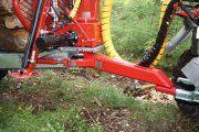 Ramstyrning - hydraulická oj pro T1750