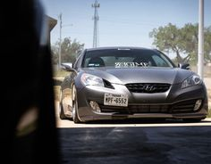 We put the Ram air through the turn signal spot on this hyundai Genesis coupe. ***NOTE*** this headlight is designed for a Gen coupe with an aftermarket . Headlight Cleaner, Custom Headlights, Car Care Tips, Hyundai Genesis Coupe, Vehicles, Slammed, Friday, Explore, Cars