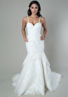 heidi elnora Gabriella Milad Wedding Dress - The Knot
