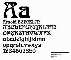 Arnold Böecklin - Böecklin - 1900 via Xavier Senente