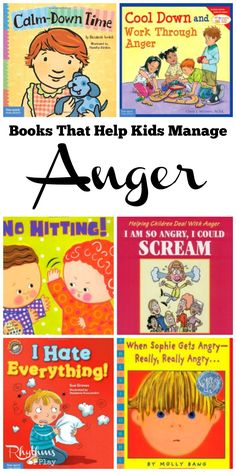 As parents, teachers, counselors, and caregivers, we need to help our children understand their feelings and build skills for coping with emotions such as anger in safe ways. Learning how to manage emotions is important to a child's social-emotional healt