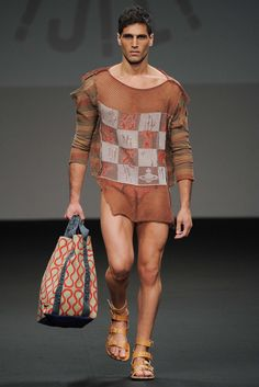 Vivienne Westwood Spring 2016 Menswear - Collection - Gallery - Style.com