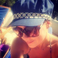 #Ibiza #hat #summer #fashion