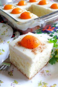 Yumurta Kek #yumurtakek #kektarifleri #nefisyemektarifleri #yemektarifleri #tarifsunum #lezzetlitarifler #lezzet #sunum #sunumönemlidir #tarif #yemek #food #yummy Pasta Cake, My Recipes, Tart, Cheesecake, Pudding, Bread, Desserts, Food, Cakes