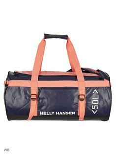 Сумка CLASSIC DUFFEL BAG 50L Helly Hansen. Цвет оранжевый. Barrel Bag, Helly Hansen, Duffel Bag, Gym Bag, Classic, Bags, Derby, Handbags, Classic Books