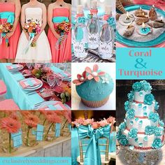 turquoise wedding color seven perfect combinations summer wedding colors turquoise weddings - You Should Experience Beach Wedding Colors Turquoise At Least Once In Your Lifetime And Here& Why Wedding Themes, Wedding Blog, Our Wedding, Destination Wedding, Wedding Planning, Dream Wedding, Wedding Decorations, Wedding Ideas, Wedding Stuff