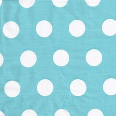 The Pixie Baby in Aqua Polka Dot Fabric by My Baby Sam is perfect for curtain panels or slip covers. The aqua and white polka dot fabric is 90 Polka Dot Fabric, Polka Dots, Ocean Nursery, Nursery Fabric, Kids Bedding Sets, Fabulous Fabrics, Baby Cribs, Slipcovers, Pixie