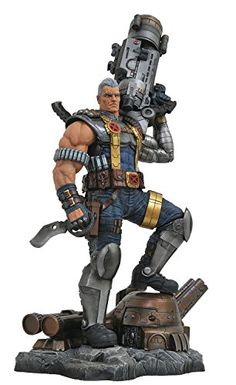 Diamond Select Toys Marvel Premier Collection: Cable Resi...