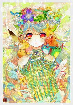 Manga & Anime Pinturas por Hollee - Parte 7